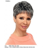 It's a wig Synthetic Sassy MAMA Full Wig - PAMELA