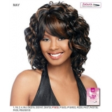 It's a wig Futura Synthetic Full Wig - MAY