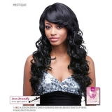 It's a wig Futura Synthetic Full Wig - MISTIQUE