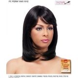 It's a wig Futura Synthetic Full Wig - PERM YAKI 1012