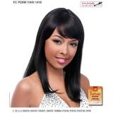 It's a wig Futura Synthetic Full Wig - PERM YAKI 1416