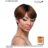 It's a wig Futura Synthetic Full Wig - PERM YAKI KERI