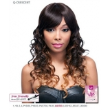 It's a wig Futura Synthetic Quality Full Wig - Q-CRESCENT