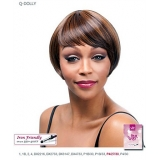 It's a wig Futura Synthetic Quality Full Wig - Q-DOLLY