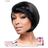 It's a wig Futura Synthetic Quality Full Wig - Q-KATE