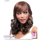 It's a wig Futura Synthetic Quality Full Wig - Q-MARGARET