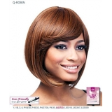 It's a wig Futura Synthetic Quality Full Wig - Q-ROBIN