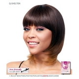 It's a wig Futura Synthetic Quality Full Wig - Q-SHELTON