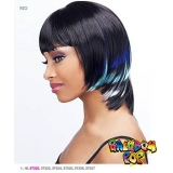 It's a wig Futura Synthetic Rainbow pop Full Wig - RIO