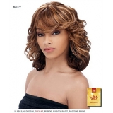 It's a wig Synthetic Full Wig - SALLY