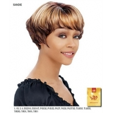 It's a wig Synthetic Full Wig - SANDIE