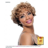 It's a wig Synthetic Full Wig - SANDRA