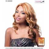 It's a wig Futura Synthetic Hand Tied Finish Full Wig - SARAH