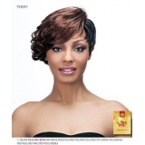 It's a wig Synthetic Full Wig - TERRY