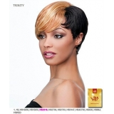 It's a wig Synthetic Full Wig - TRINITY