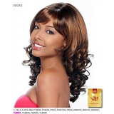 It's a wig Synthetic Full Wig - VEGAS