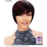 It's a wig 100% Human Full Wig - HH VICTORIA