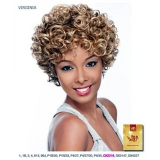 It's a wig Synthetic Full Wig - VIRGINIA
