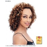 It's a wig Synthetic Half Wig - AMELA