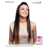 It's a wig Futura Synthetic Half Wig - HW HIGH TORI