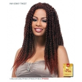 It's a wig Synthetic Half Wig - HW KINKY TWIST
