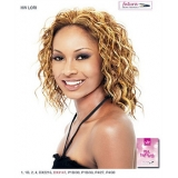 It's a wig Futura Synthetic Half Wig - LORI