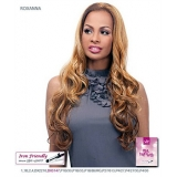 It's a wig Futura Synthetic Half Wig - ROXANNA