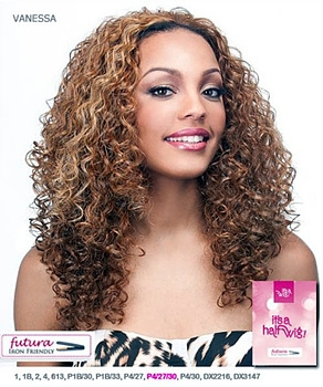It's a wig Futura Synthetic Half Wig - VANESSA