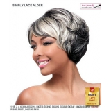 It's a wig Futura Synthetic Simply Lace Front Wig - ALDER