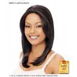 It's a wig Synthetic Simply Lace Front Wig - SIMPLY LACE ALWAYS