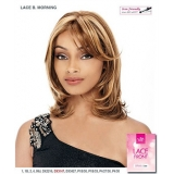 It's a wig Futura Synthetic Lace Front Wig - LACE B MORNING