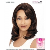 It's a wig Futura Synthetic Lace Front Wig - LACE B MUSIC