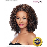 It's a wig Futura Synthetic Braid Lace Front Wig - BRAID MERILYN