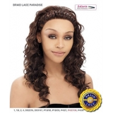 It's a wig Futura Synthetic Braid Lace Front Wig - BRAID PARADISE