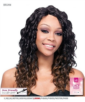 It's a wig Futura Part Lace Front Wig - LACE BRIAN