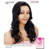 It's a wig Futura Synthetic Lace Front Wig - LACE CALIFORNIA WAVE
