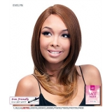 It's a wig Futura Part Lace Front Wig - LACE EVELYN