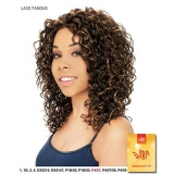 It's a wig Synthetic Lace Front Wig - LACE FAMOUS