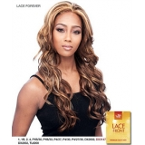 It's a wig Synthetic Lace Front Wig - LACE FOREVER