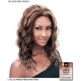 It's a wig Remi Human Lace Front Wig - LACE HH REMI JEWELRY