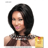 It's a wig Synthetic Lace Front Wig - LADY