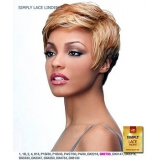 It's a wig Synthetic Simply Lace Front Wig - SIMPLY LACE LINDEN