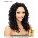 -It's a wig Synthetic Simply Lace Front Wig - SIMPLY LACE LISA