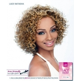 It's a wig Futura Synthetic Lace Front Wig - NATASHA