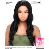 It's a wig Futura Synthetic Lace Front Wig - LACE OCEAN WAVE