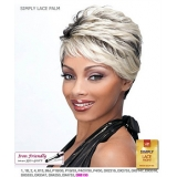 It's a wig Synthetic Simply Lace Front Wig - SIMPLY LACE PALM