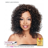 -It's a wig Synthetic Simply Lace Front Wig - SIMPLY LACE PATRICIA