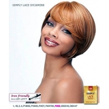 It's a wig Synthetic Simply Lace Front Wig - SIMPLY LACE