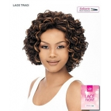 It's a wig Futura Synthetic Lace Front Wig - LACE TRACI