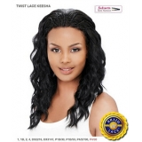 It's a wig Futura Synthetic Lace Front Wig - TWIST KEESHA